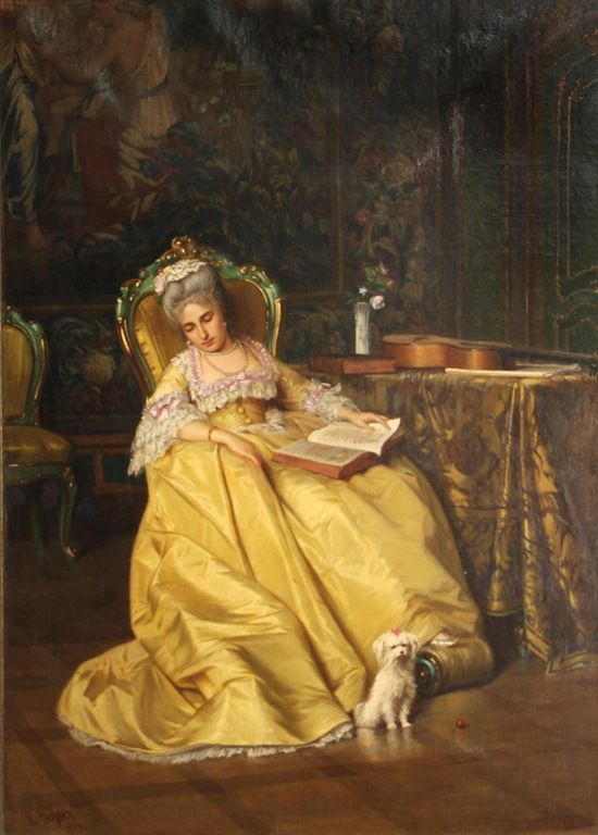 Leonardo Gasser - Every serious reader can relate to, at least once, falling asleep while reading. S