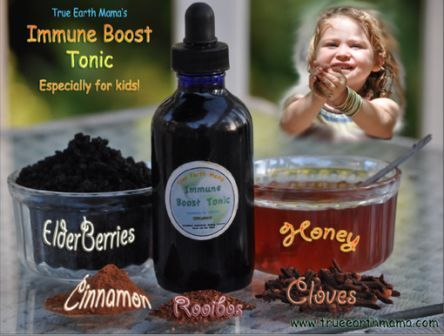 Extraordinary Immune Boosting Tonic for Children Recipe. This recipe uses highest quality organic ingredients and combine to help your child boost their immune system to prevent illness while helping replenish the body's most important vitamins.