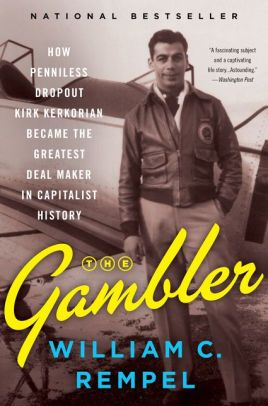 The rags-to-riches story of one of America's wealthiest and least-known financial giants, self-made billionaire Kirk Kerkorian—the daring aviator, movie mogul, risk-taker, and business tycoon who transformed Las Vegas and Hollywood to become one of the leading financiers in American business.