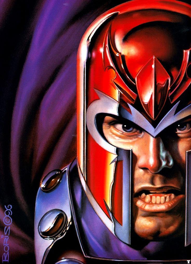 Magneto: Magneto Art