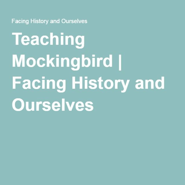constant moral education found in to kill a mockingbird Authored by harper lee, 'to kill a mockingbird' is an american novel that deals with myriad issues ranging from racism, rape,  moral education, .