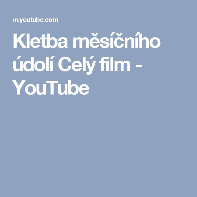 Kletba měsíčního údolí Celý film - YouTube