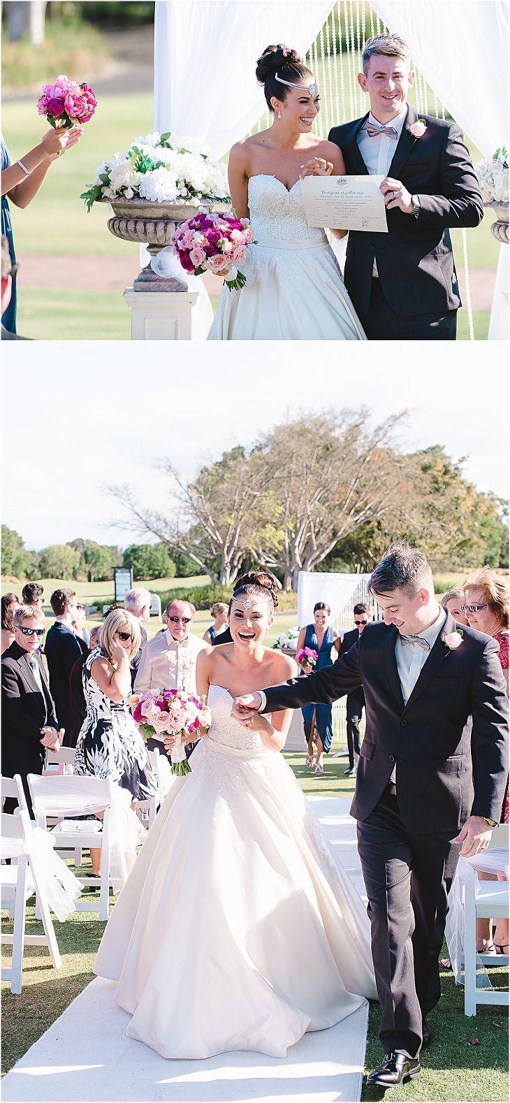 The Links Hope Island Wedding Photography
