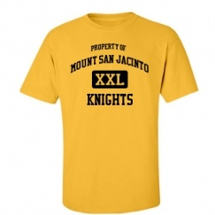 Mount San Jacinto High School - Cathedral City, CA | Men's T-Shirts Start at $21.97