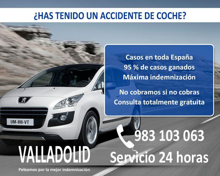 ABOGADO PARA ACCIDENTE DE TRÁFICO EN VALLADOLID