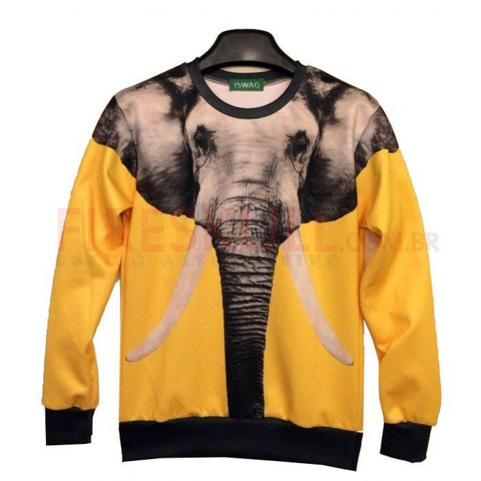 Casaco Big Elephant iSwag