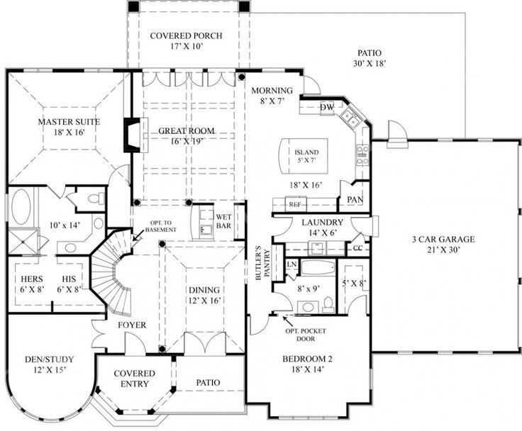 La vogue luxury floor plans open home floor plan for Camella homes design with floor plan