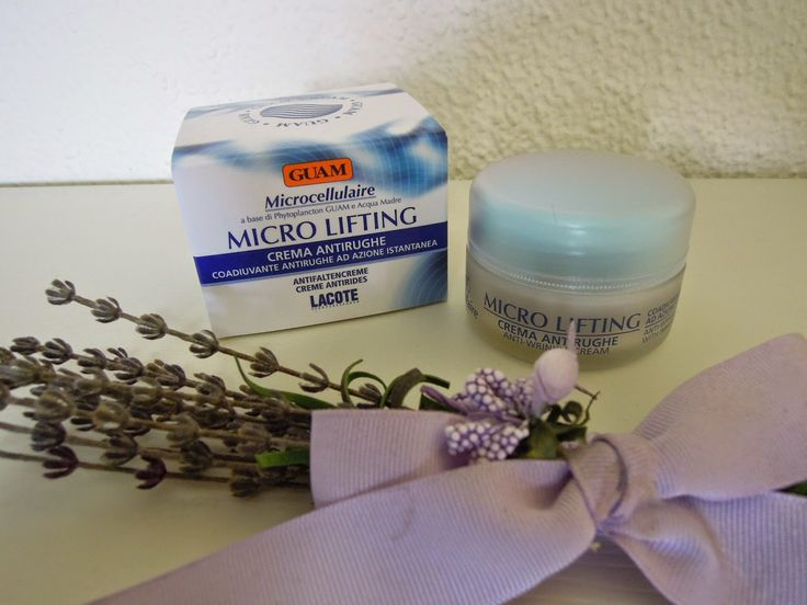 Guam Microcellulaire effetto lifting - Travel and Fashion Tips by Anna P.