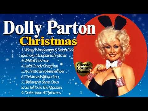Dolly Parton Christmas Songs 2017 & 2018 - Top 100 Classic Country Songs - Greatest Country Singers - YouTube