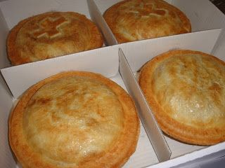 meat pies from Australia   http://www.cunggie.com/2012/06/cheap-eats-jesters.html