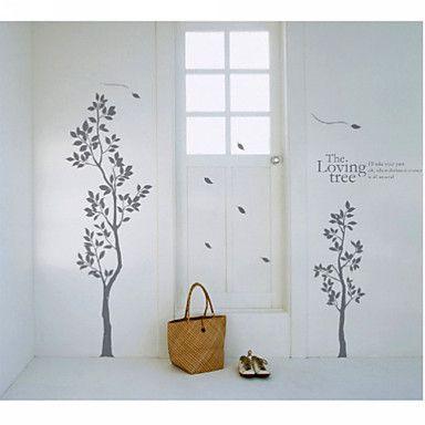 17 meilleures id es propos de pochoirs de mur d 39 arbre for Pochoir deco murale