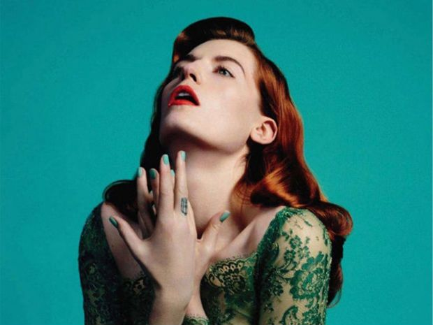Флоренс Уэлч из Florence + The Machine рассказала о новой пластинке http://muzgazeta.com/pop/201418718/florens-uelch-iz-florence-the-machine-rasskazala-o-novoj-plastinke.html