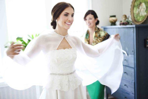 Les moineaux de la mariée: Cape ou pas cap ?