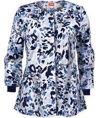 Barco ICU Scrubs Sabor Print Jacket, Style # B6435SBR #fashion, #nurses,