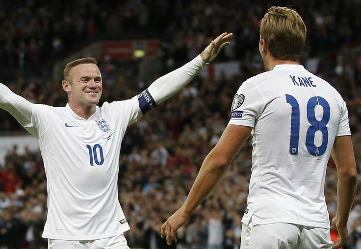 @England History boy Wayne Rooney's pride on night to remember. The England captain's second-half penalty during Tuesday's 2-0 victory over Group E rivals Switzerland had taken him beyond Sir Bobby Charlton, another @manutd icon, as the highest scorer in the history of his national team, and his pride and satisfaction were evident to see #9ine