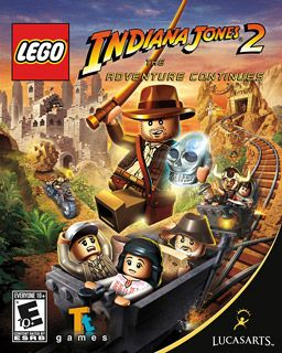 LEGO Indiana Jones 2, by Traveler's Tales and Lucasarts, was one of my favorite LEGO video games, which were my favorite games to play before I got Minecraft.