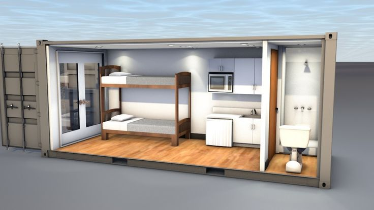 Housing The Homeless In Shipping Containers Mods International Building A Container Home Container House Plans Container House Design