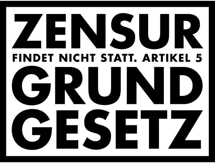 Erste Rechtsanwaltskanzlei geht gegen Justizminister Maas' Zensur-Gesetz vor.