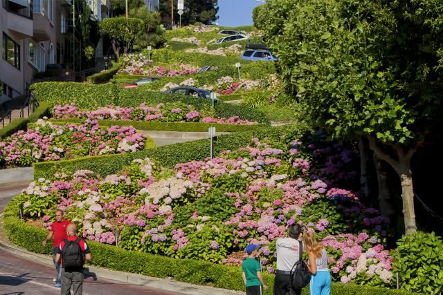"""San Francisco's """"crookedest"""" Lombard Street is popular, but if you do it wrong, you might just hate it. Find out how to visit the right way."""