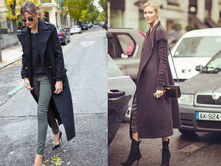 14 best Long coats images on Pinterest