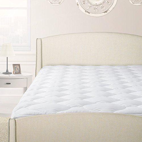 Quilted PolySoft Pillow Top Mattress Pad  Quilted PolySoft Pillow Top Mattress Pad  Expires Sep 18 2017