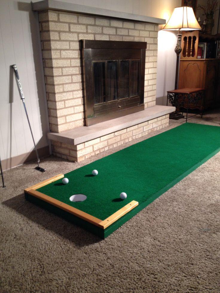 7 best Custom Indoor Golf Putting Greens images on Pinterest ...