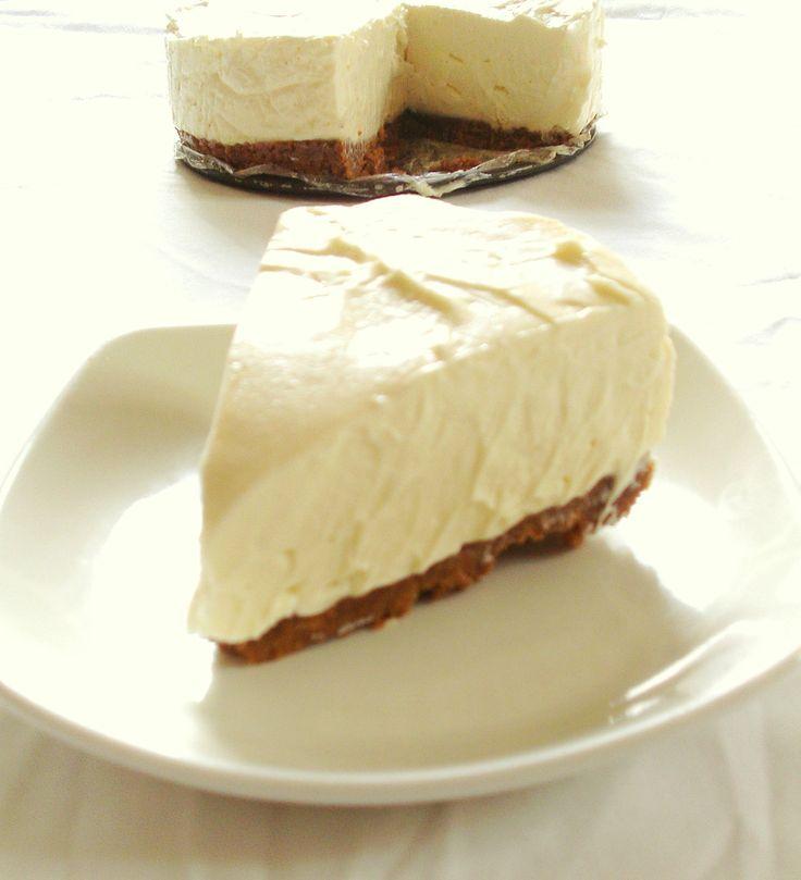 cheesecake au spéculos et chocolat blanc 2