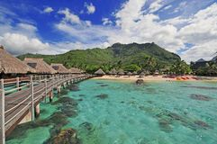 Tahiti View From Moorea. French Polynesia - Download From Over 49 Million High Quality Stock Photos, Images, Vectors. Sign up for FREE today. Image: 35505940