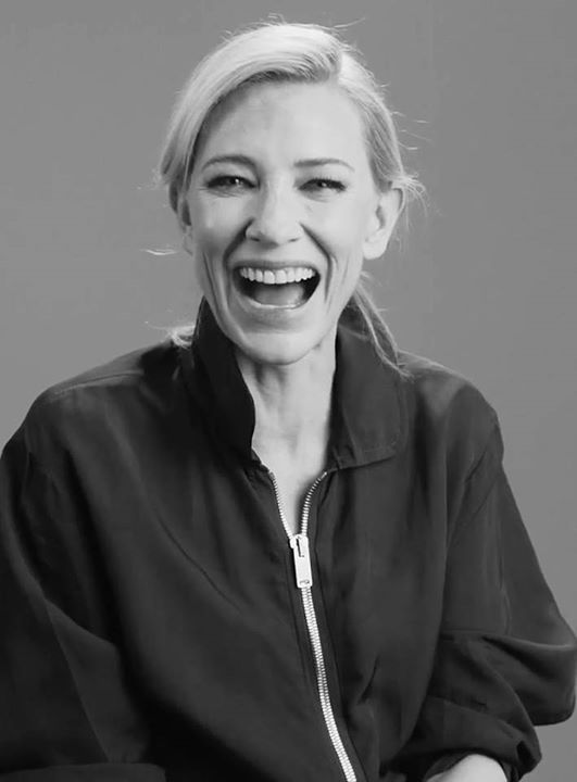 'Children teach one about compromise' - Cate Blanchett