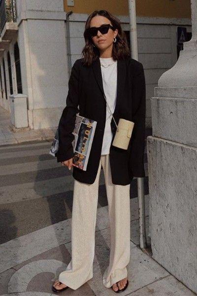 Street Style: Holen Sie sich den Look – #den #Hole…