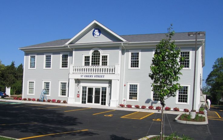 Our Office Building Located At 57 Obery Street In Plymouth