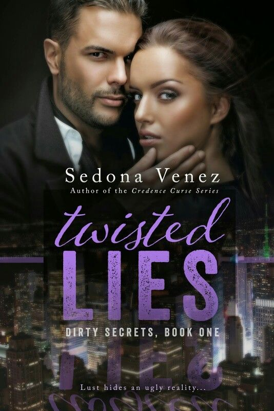 Twisted Lies by Sedona Venez. Contemporary Romance