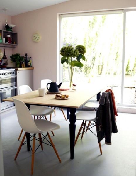 Die besten 25+ Eames dsw chair Ideen auf Pinterest Vitra möbel - esszimmer stuhle perfektes ambiente farbe