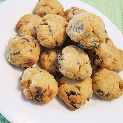 Gluten-Free Dark Chocolate Cherry Cookies - 20 Cherry Recipes For Every Meal - Health Mobile+