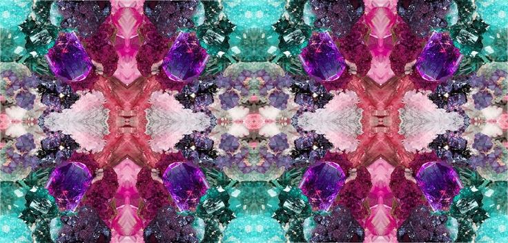 mineral pattern