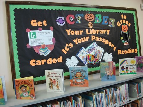 40 best library bulletin boards images on pinterest | library