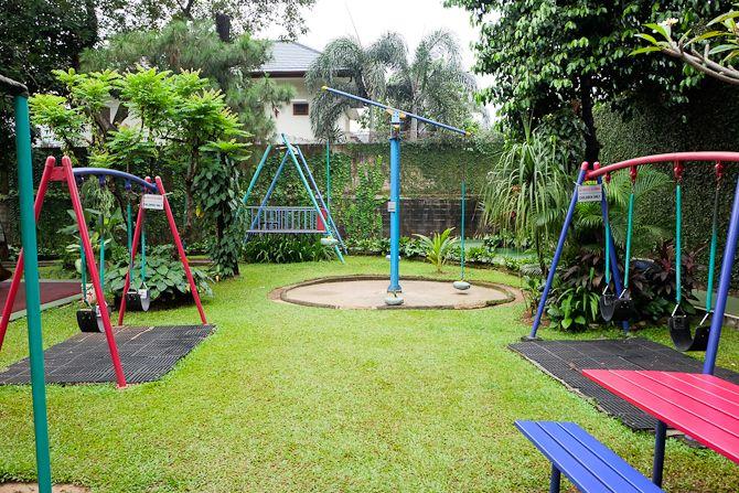 JAKARTA OUTDOOR PLAYGROUND: THE PLAYGROUND KEMANG