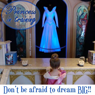 Disney World, a place where (princess) dreams come true. Make Bibbidi Bobbidi Boutique part of your next visit!