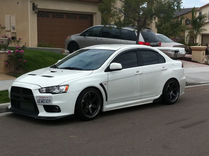 Perfect **The Official Wicked White Thread**   EvoXForums.com   Mitsubishi Lancer. Mitsubishi  Lancer EvolutionSports SedanJdm CarsAmazing ...