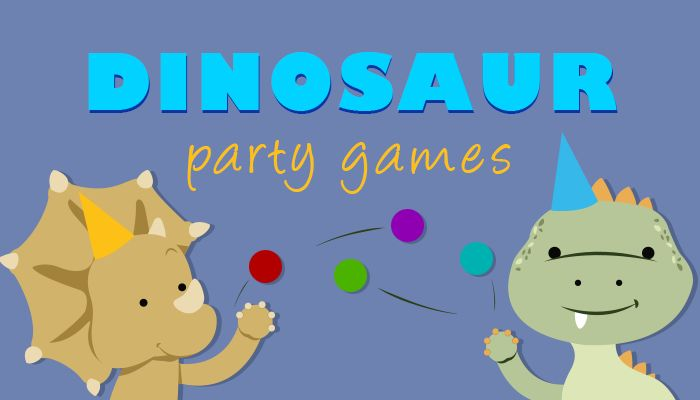 Dinosaur parties are hugely popular, especially with the release of Jurassic World this year. So[...]
