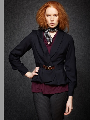 Fall - Winter 2012 | Collections | Jude  Manson Jacket - 5213
