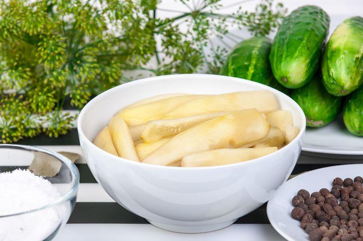 Pikle z ogórków z żuławskich pól! #picles #cucumber #kuchnia #Polska #tradycja #food #Poland #Żuławy