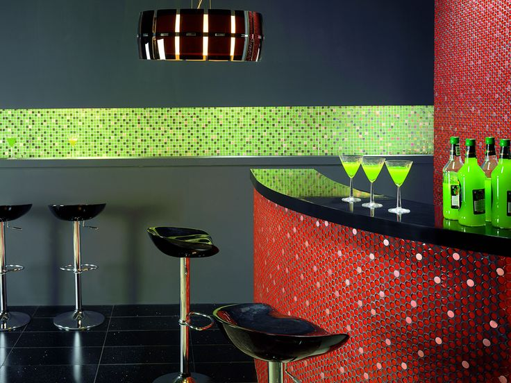 Set the tone of romance by adding a splash of red and green. Enquire how today at www.ambertiles.com.au