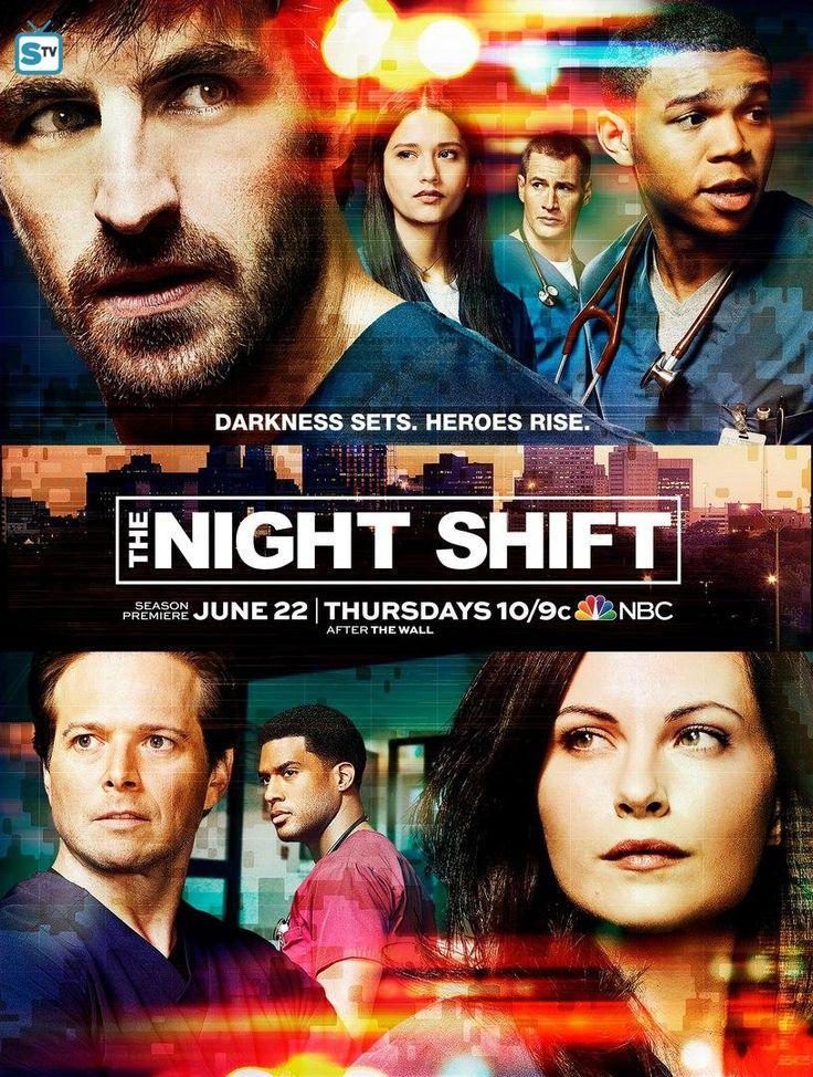 TNS_S4 The Night Shift Season 4 episodes 1 - 5