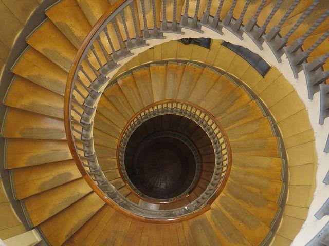 Spiral staircase | por johnomason