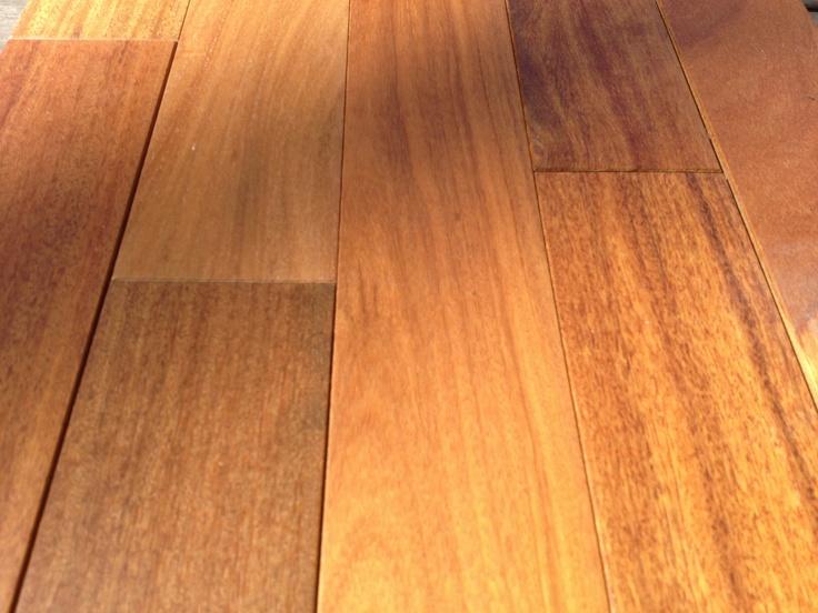 Brazilian Teak Cumaru Hardwood Flooring Prefinished