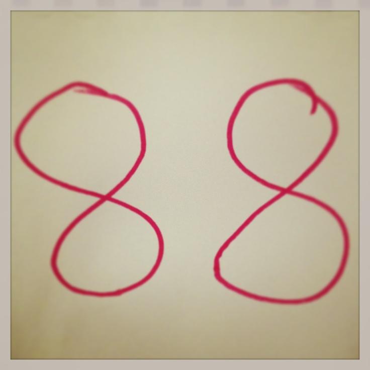 """Day 88: """"Huite et Huite""""."""