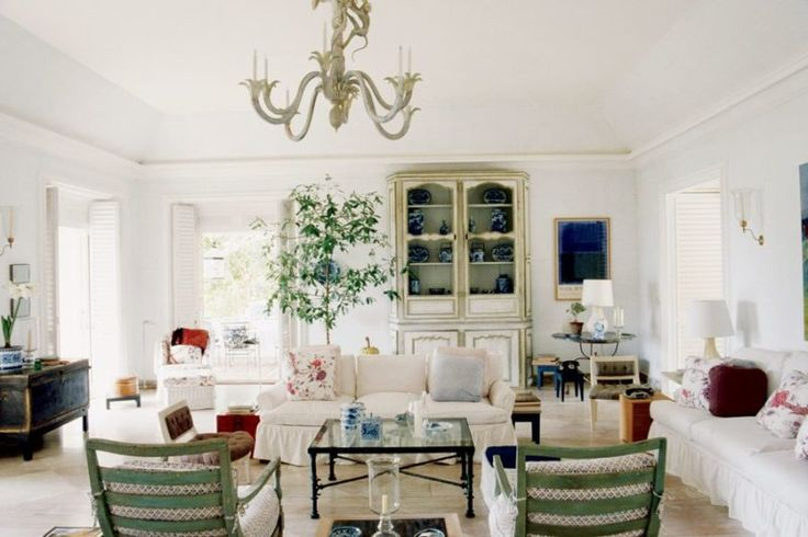 BUNNY AND TORY'S ANTIGUA - Mark D. Sikes: Chic People, Glamorous Places, Stylish Things