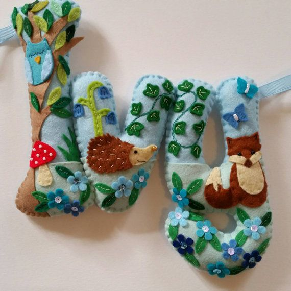 For the love of FELT by Debbie Lewis on Etsy