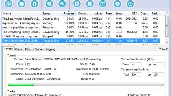 Yet Another uTorrent